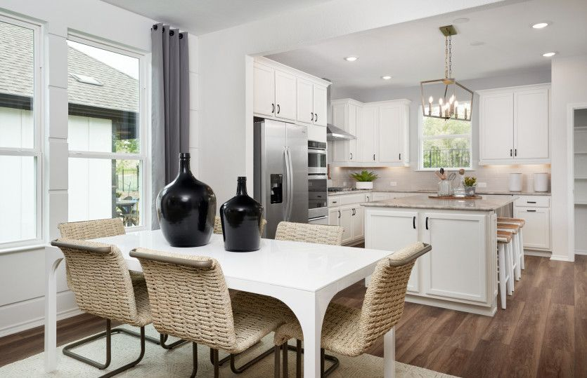 Kitchen featured in the Compass By Del Webb in Austin, TX