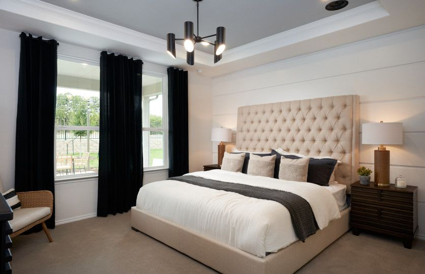 Bedroom featured in the Compass By Del Webb in Naples, FL