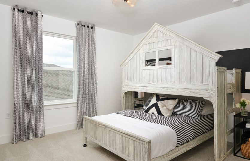Bedroom featured in the Mainstay By Del Webb in Austin, TX