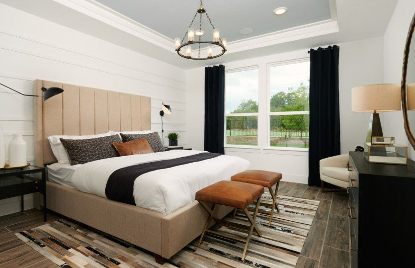Bedroom featured in the Palmary By Del Webb in Austin, TX
