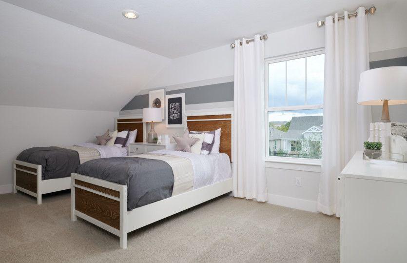 Bedroom featured in the Stellar By Del Webb in Austin, TX