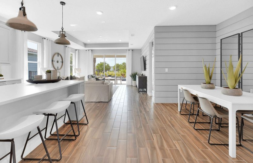 Kitchen featured in the Mainstay By Del Webb in Jacksonville-St. Augustine, FL