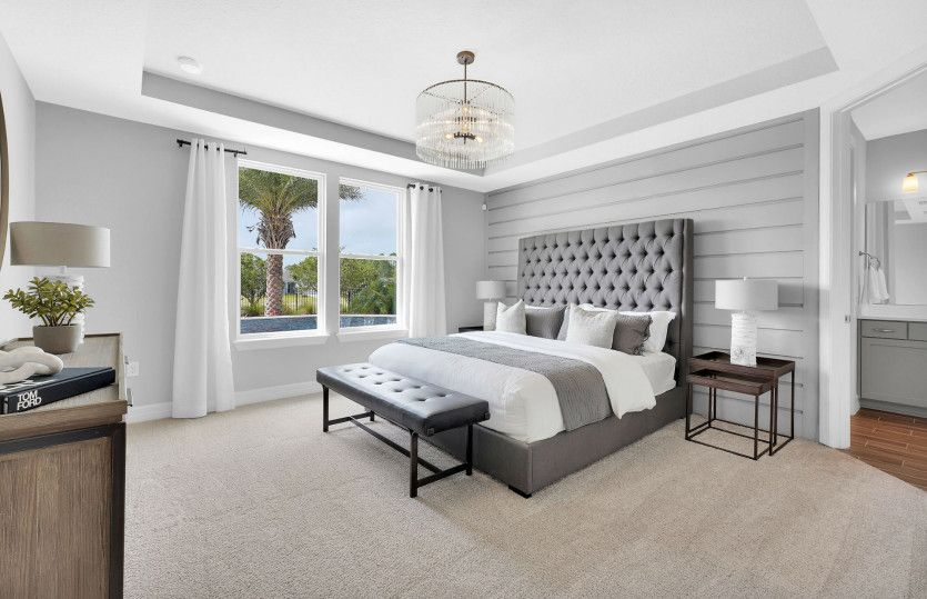 Bedroom featured in the Mainstay By Del Webb in Jacksonville-St. Augustine, FL