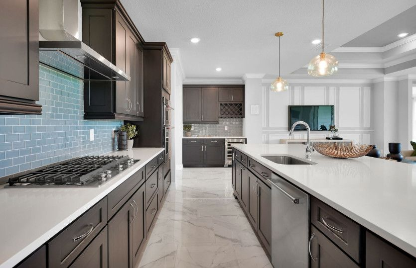 Kitchen featured in the Stardom By Del Webb in Jacksonville-St. Augustine, FL
