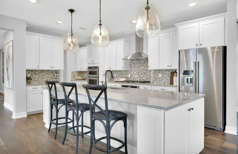 Kitchen featured in the Renown By Del Webb in Jacksonville-St. Augustine, FL