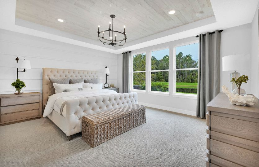 Bedroom featured in the Stellar Grand By Del Webb in Jacksonville-St. Augustine, FL