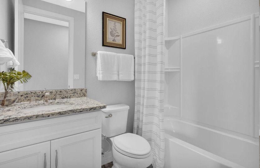 Bathroom featured in the Stellar Grand By Del Webb in Jacksonville-St. Augustine, FL