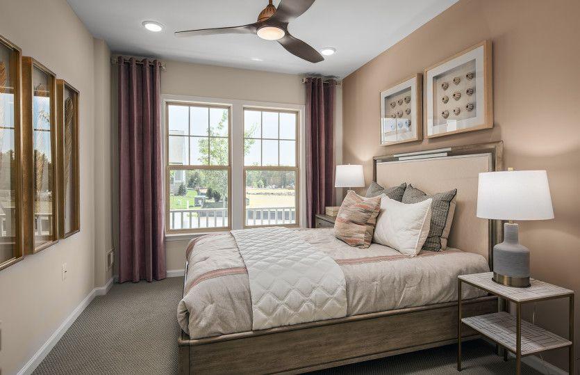 Bedroom featured in the Blue Rock By Del Webb in Washington, VA