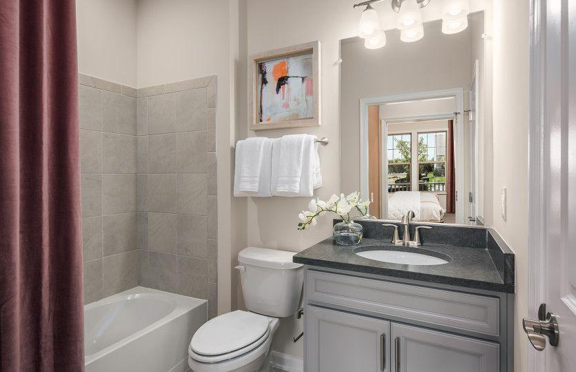 Bathroom featured in the Blue Rock By Del Webb in Washington, VA