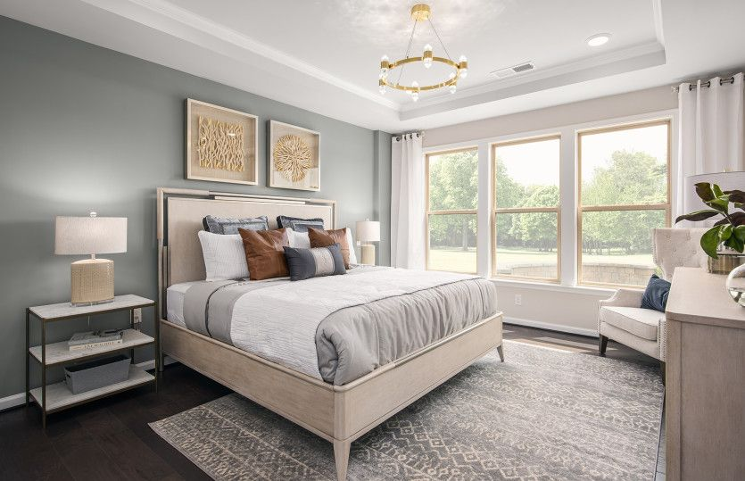 Bedroom featured in the Abbeyville By Del Webb in Washington, VA