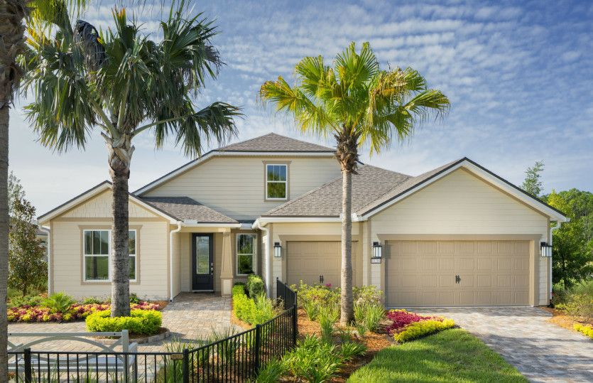 Exterior featured in the Stellar Grand By Del Webb in Jacksonville-St. Augustine, FL