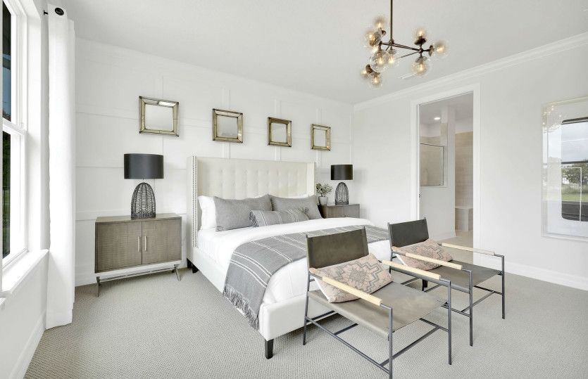 Bedroom featured in the Stellar Grand By Del Webb in Jacksonville-St. Augustine, FL