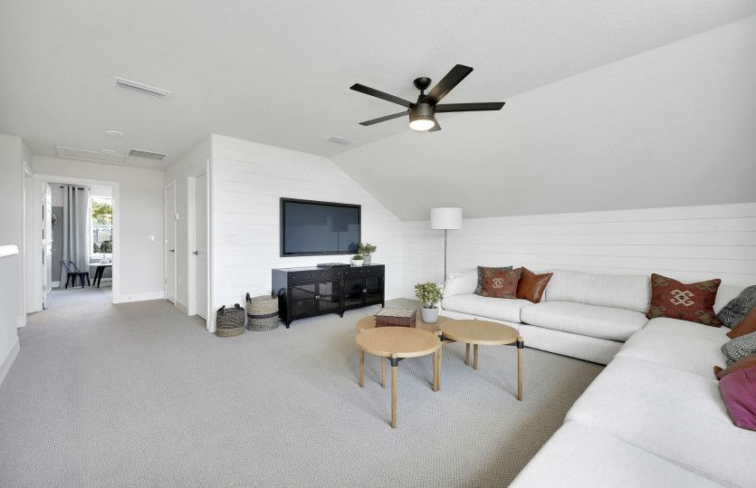Living Area featured in the Stellar Grand By Del Webb in Jacksonville-St. Augustine, FL