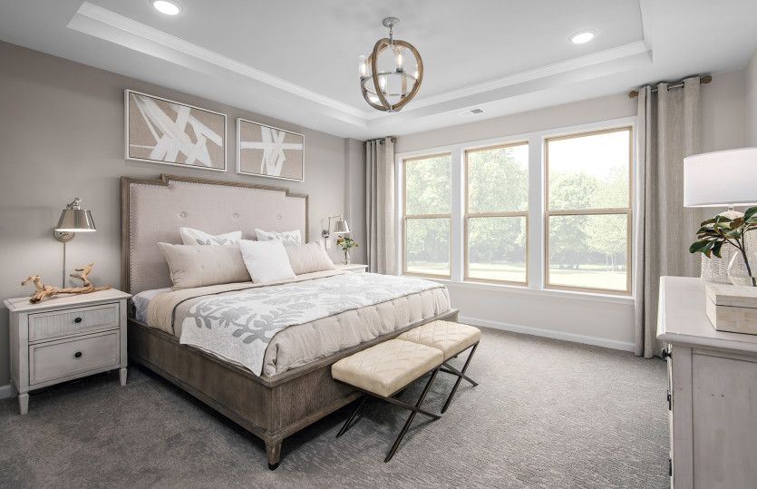 Bedroom featured in the Castle Rock By Del Webb in Washington, VA