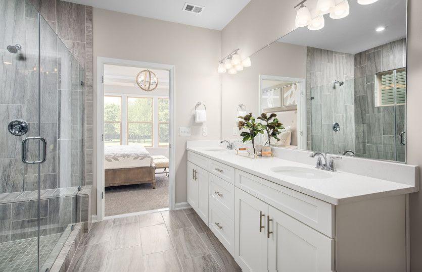 Bathroom featured in the Castle Rock By Del Webb in Washington, VA