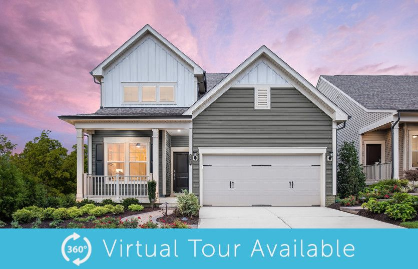 Exterior featured in the Blue Rock By Del Webb in Washington, VA