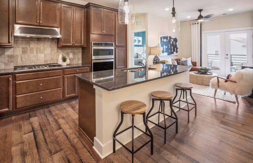 Kitchen featured in the Cedar Hill By Del Webb in Morris County, NJ