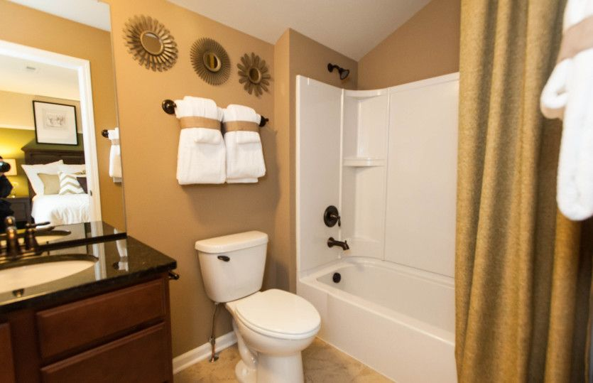 Bathroom featured in the Discover By Del Webb in Minneapolis-St. Paul, MN