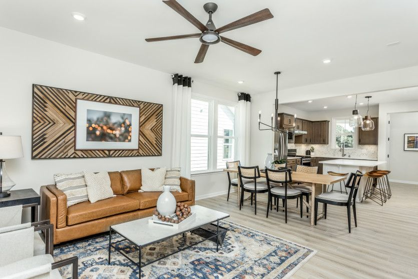 Living Area featured in the Alpine By Del Webb in Raleigh-Durham-Chapel Hill, NC
