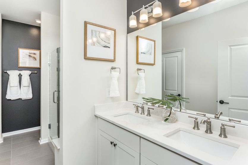 Bathroom featured in the Alpine By Del Webb in Raleigh-Durham-Chapel Hill, NC