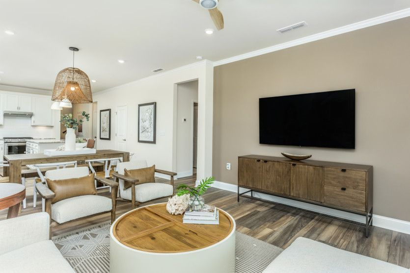 Living Area featured in the Contour By Del Webb in Raleigh-Durham-Chapel Hill, NC