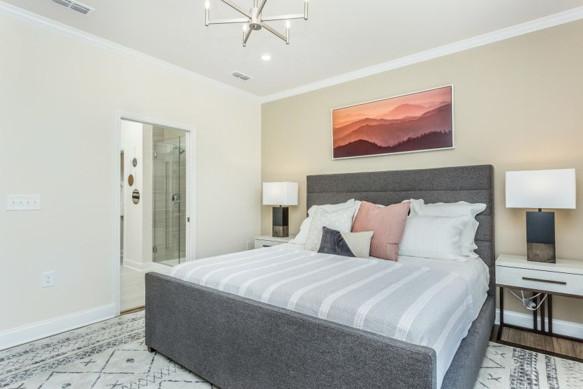 Bedroom featured in the Contour By Del Webb in Raleigh-Durham-Chapel Hill, NC