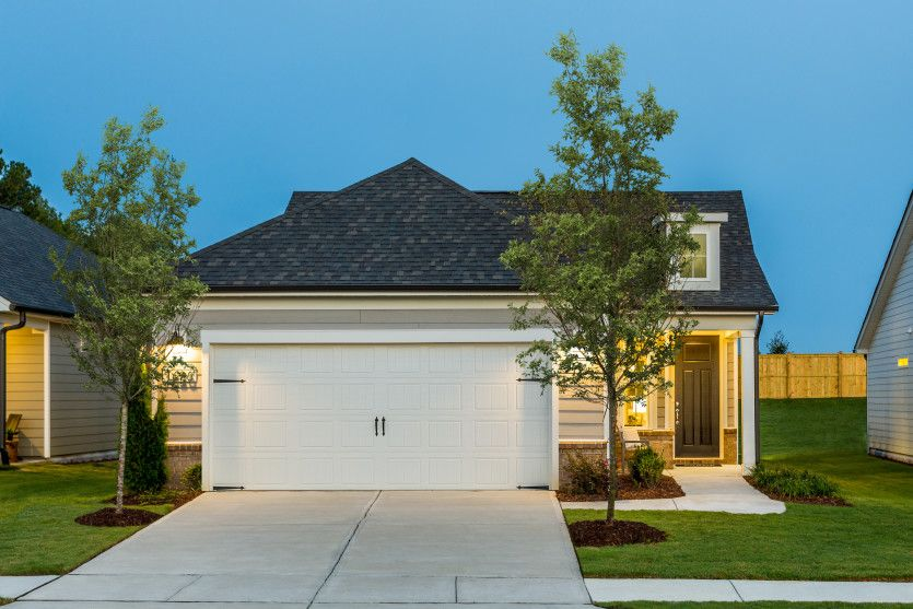 Exterior featured in the Compass By Del Webb in Raleigh-Durham-Chapel Hill, NC