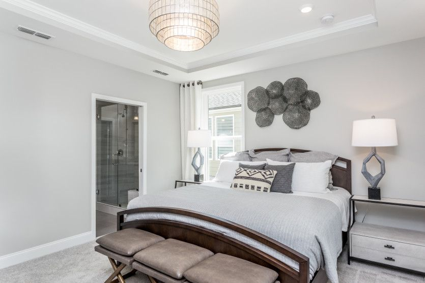 Bedroom featured in the Compass By Del Webb in Raleigh-Durham-Chapel Hill, NC