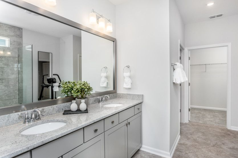 Bathroom featured in the Mystique By Del Webb in Raleigh-Durham-Chapel Hill, NC