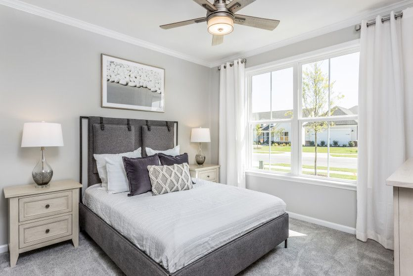 Bedroom featured in the Mystique By Del Webb in Raleigh-Durham-Chapel Hill, NC
