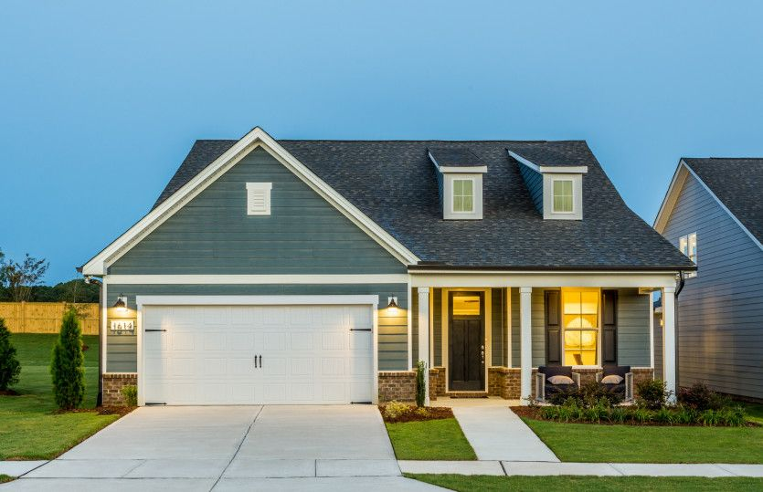 Exterior featured in the Mainstay By Del Webb in Raleigh-Durham-Chapel Hill, NC