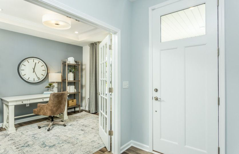 Living Area featured in the Mainstay By Del Webb in Raleigh-Durham-Chapel Hill, NC