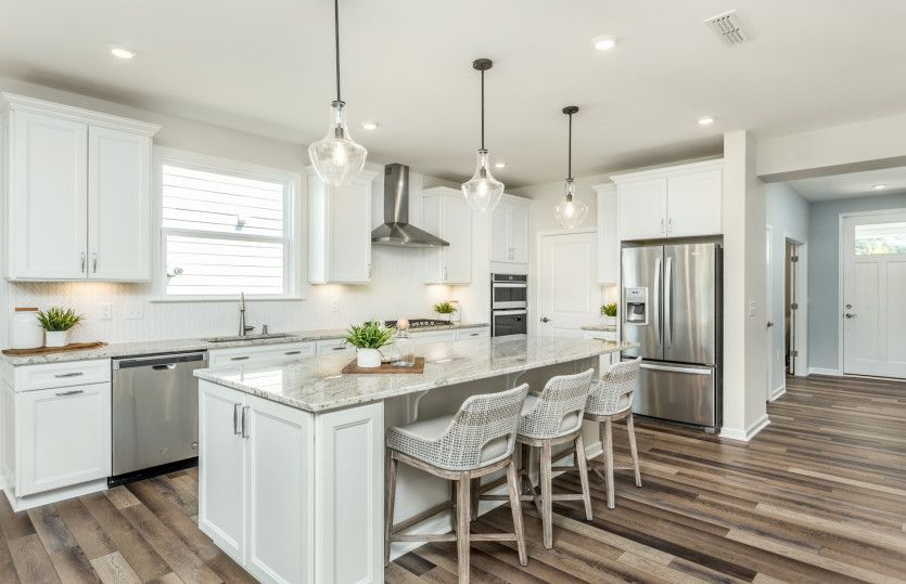 Kitchen featured in the Mainstay By Del Webb in Raleigh-Durham-Chapel Hill, NC
