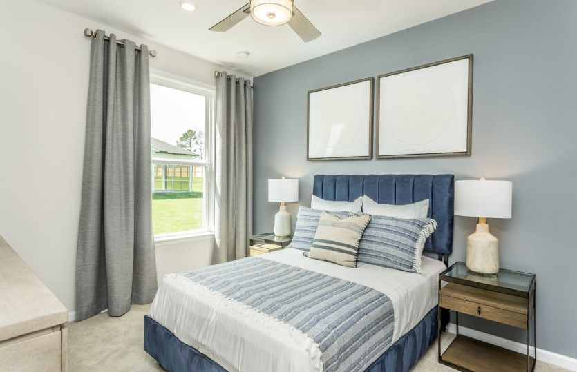 Bedroom featured in the Mainstay By Del Webb in Raleigh-Durham-Chapel Hill, NC