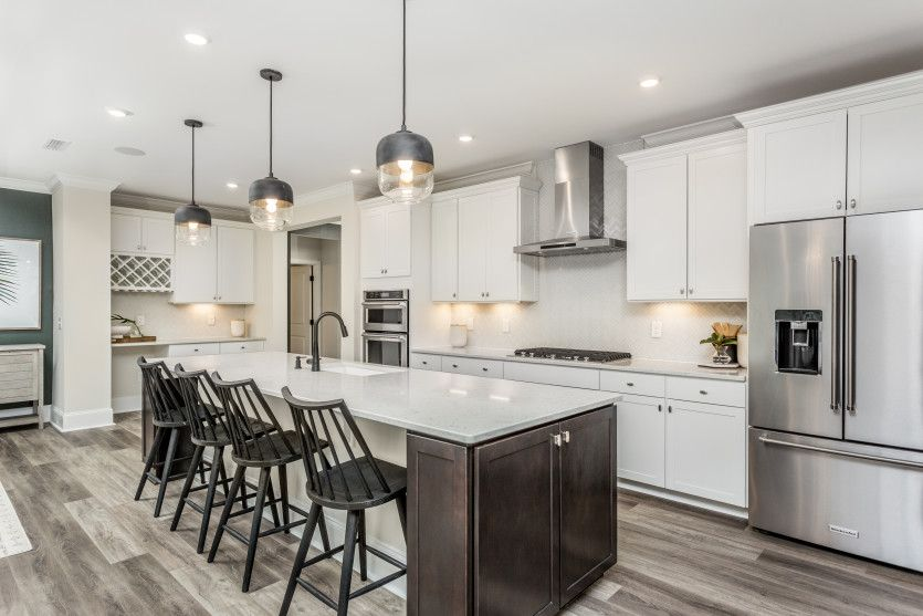 Kitchen featured in the Stardom By Del Webb in Raleigh-Durham-Chapel Hill, NC
