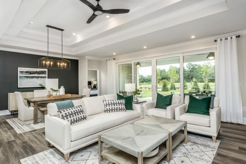 Living Area featured in the Stardom By Del Webb in Raleigh-Durham-Chapel Hill, NC