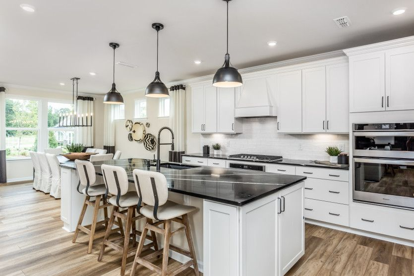 Kitchen featured in the Stellar By Del Webb in Raleigh-Durham-Chapel Hill, NC