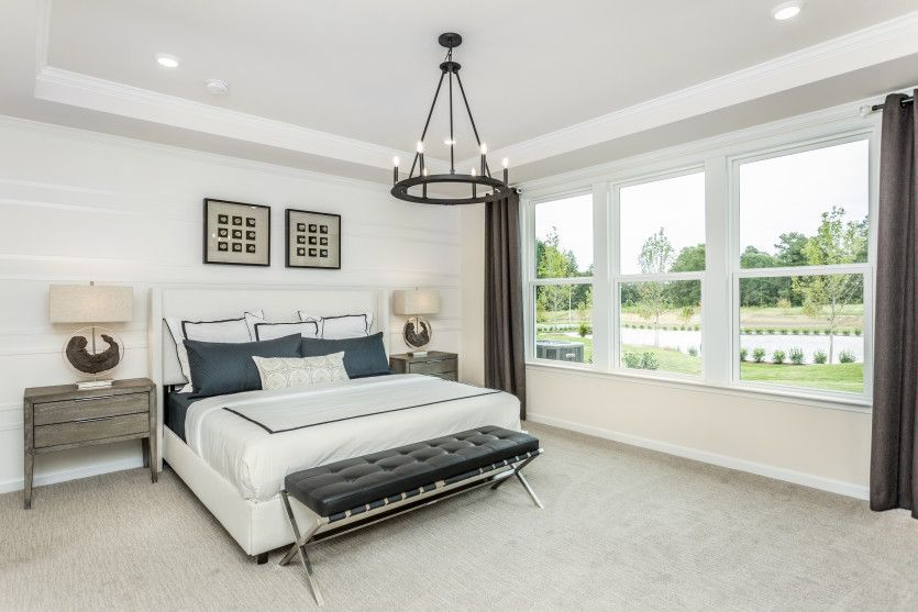 Bedroom featured in the Stellar By Del Webb in Raleigh-Durham-Chapel Hill, NC