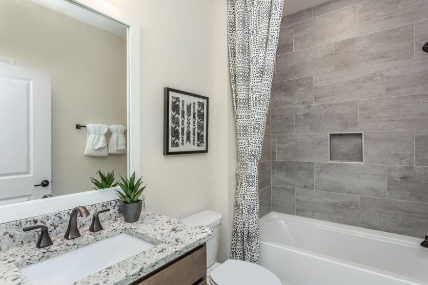 Bathroom featured in the Stellar By Del Webb in Raleigh-Durham-Chapel Hill, NC