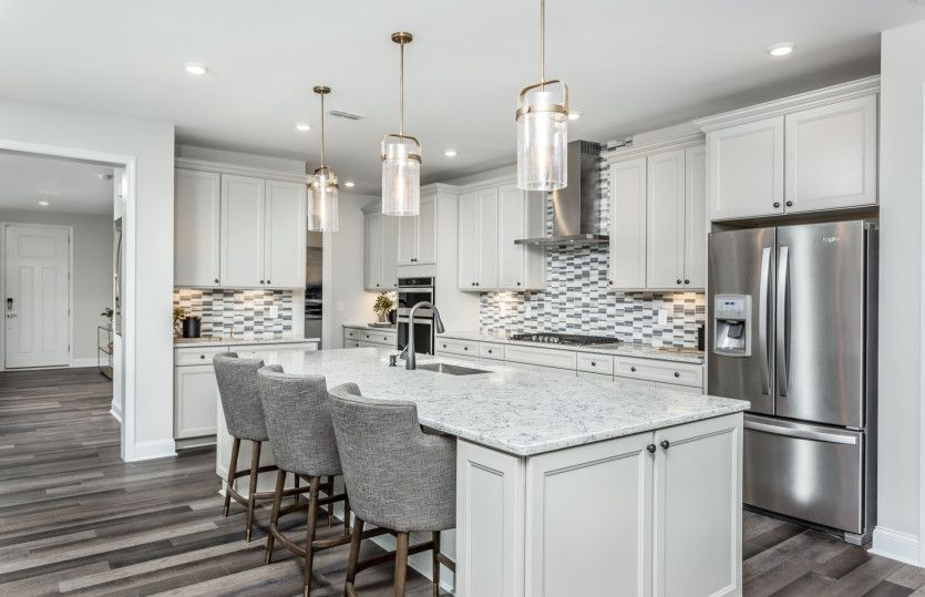 Kitchen featured in the Renown By Del Webb in Raleigh-Durham-Chapel Hill, NC