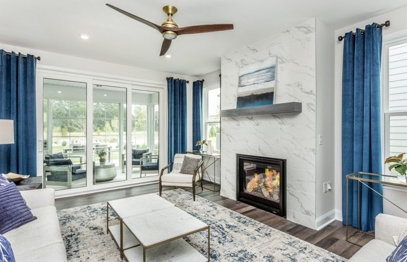 Living Area featured in the Renown By Del Webb in Raleigh-Durham-Chapel Hill, NC