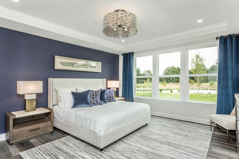 Bedroom featured in the Renown By Del Webb in Raleigh-Durham-Chapel Hill, NC