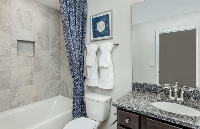 Bathroom featured in the Renown By Del Webb in Raleigh-Durham-Chapel Hill, NC