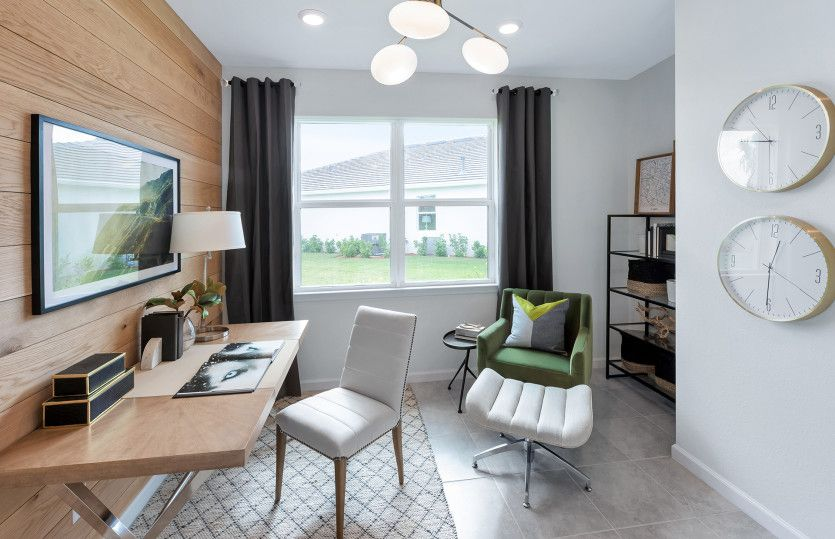 Living Area featured in the Ellenwood By Del Webb in Martin-St. Lucie-Okeechobee Counties, FL