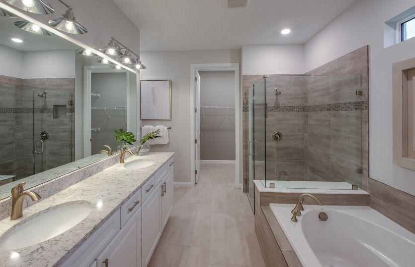 Bathroom featured in the Prosperity By Del Webb in Sarasota-Bradenton, FL