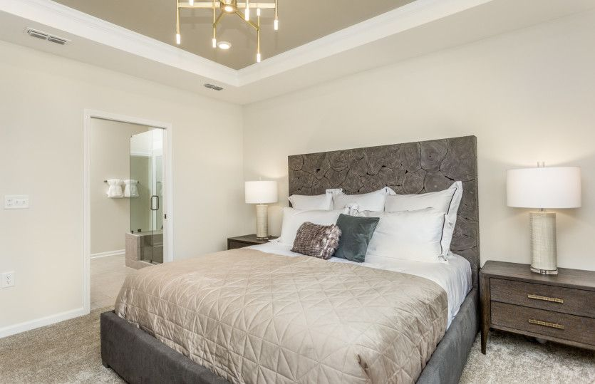Bedroom featured in the Prosperity By Del Webb in Raleigh-Durham-Chapel Hill, NC