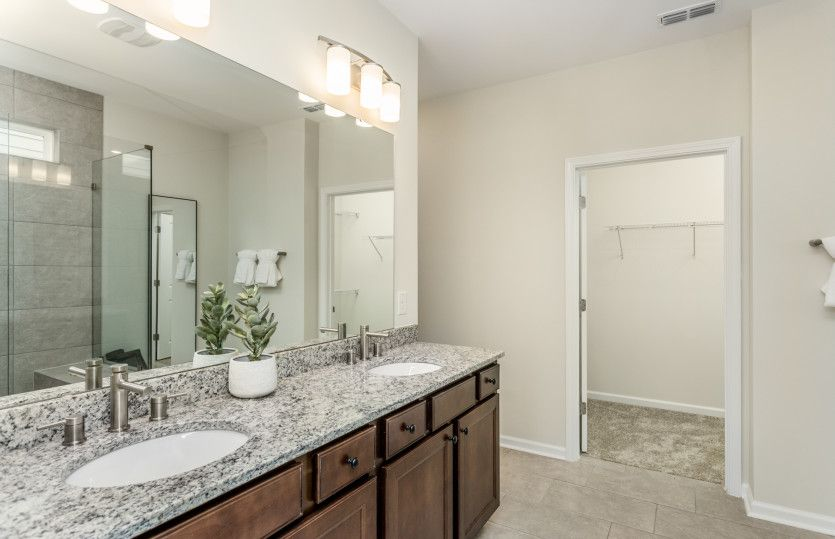 Bathroom featured in the Prosperity By Del Webb in Raleigh-Durham-Chapel Hill, NC
