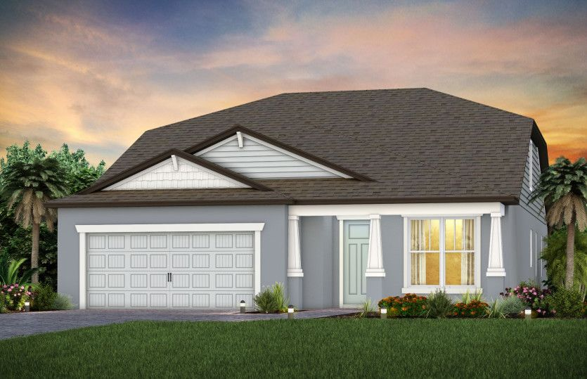 Exterior featured in the Mainstay Grand By Del Webb in Tampa-St. Petersburg, FL