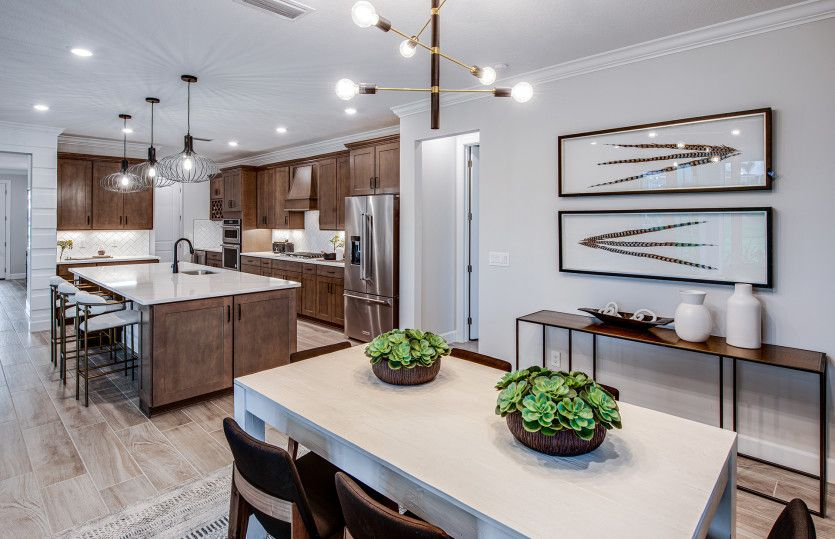 Kitchen featured in the Renown By Del Webb in Martin-St. Lucie-Okeechobee Counties, FL