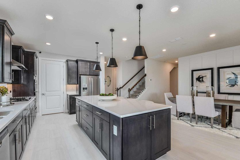Kitchen featured in the Mainstay Grand By Del Webb in Jacksonville-St. Augustine, FL